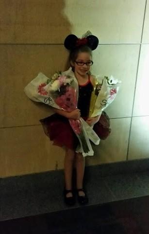 Olivia recital 2015