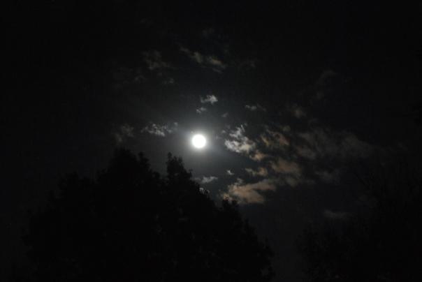 Last month's Super Moon