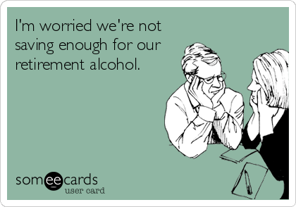 retirement-alcohol
