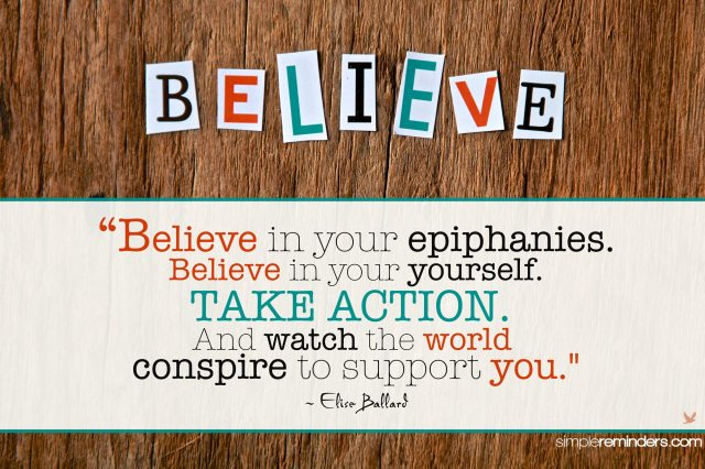 believe-in-your-epiphanies