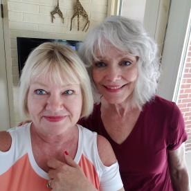 Jo and Kathy Jo